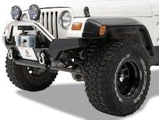 Bestop 42906-00 HighRock 4x4 Grill Guard, stainless steel