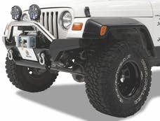 Bestop 42917-01 HighRock 4x4 Front Bumper, High-access design
