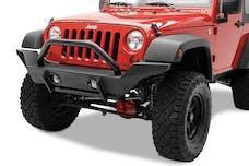 Bestop 42918-01 HighRock 4x4 Front Bumper, High-access design