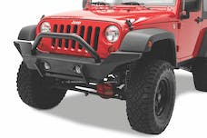 Bestop 42918-01 HighRock 4x4 Front Bumper, High-access design