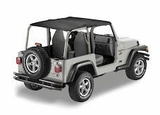 Bestop 52531-15 Header Extended Safari Style Bikini Top