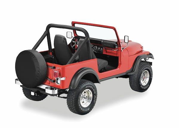 Bestop 61028-01 Tire Cover