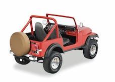 Bestop 61028-37 Tire Cover