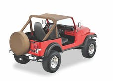 Bestop 61029-04 Tire Cover