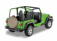 Bestop 61030-33 Spare Tire Cover