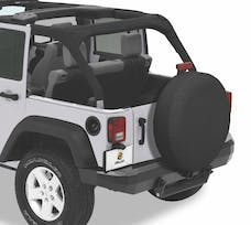Bestop 61032-35 Spare Tire Cover