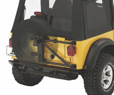 Bestop 61960-01 HighRock 4x4 Oversize Tire Carrier