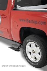 Bestop 75401-15 TrekStep Side Mount Step