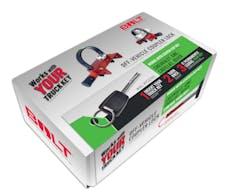 BOLT 7032493 Off-Vehicle Coupler Lock GM Center Cut