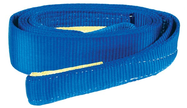 "Bulldog Winch 20015 Tree Saver Strap 3"" x 10', 30,000lbs BS polyester"