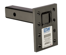 B&W Towing PMHD14002 Pintle Mount 16K 8 Hole