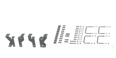 B&W Towing RVR2600 Custom Installation Kit For Universal Mounting Rails For Some RAM Trucks