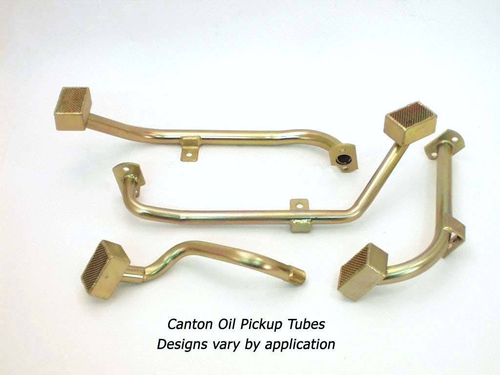 Canton Racing 15-625 Oil Pump Pickup Ford 302 For 15-620 Rear Sump Pan W//Steel Girdle