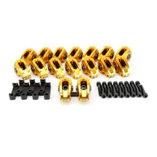 Competition Cams 19025-16 Ultra-Gold Aluminum Rocker Arm Set