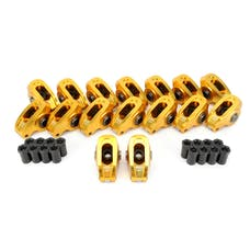 Competition Cams 19060-16 Ultra-Gold Aluminum Rocker Arm Set