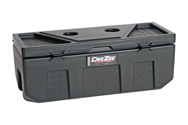 Dee Zee DZ6535P Tool Box, Specialty Utility Chest Plastic