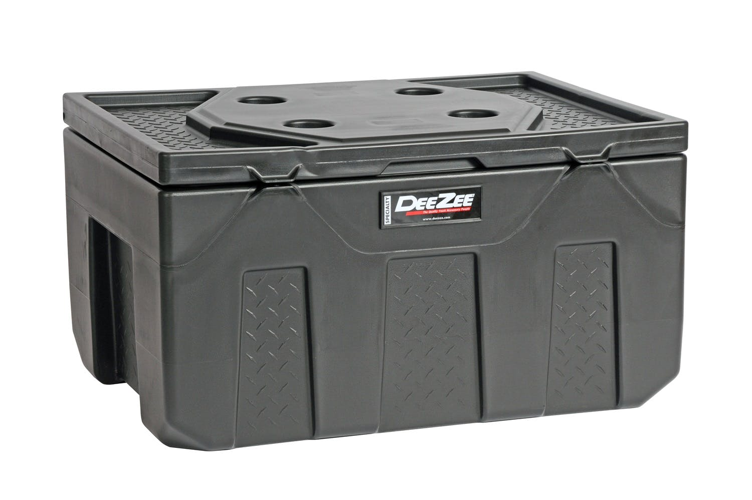 SC400P fits 2007-2019 Toyota Tundra Passenger Side UnderCover SwingCase Truck Storage Box