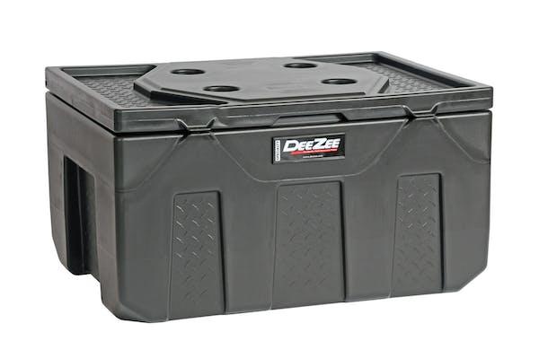 Dee Zee DZ6537P Tool Box, Specialty Utility Chest Plastic