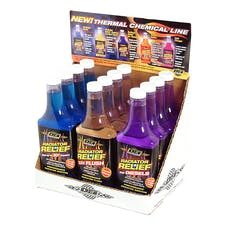 DEI 041210 Radiator Relief 16 oz. Assortment Pack (12 bottles)