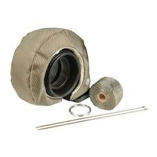 DEI 010147 T6 Titanium Turbo Shield Kit