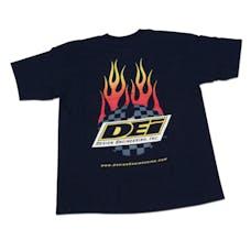 DEI 070102 DEI Flame T-Shirt   Large