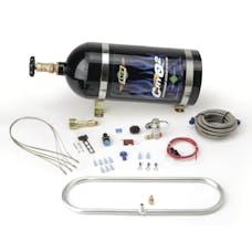"Design Engineering, Inc. 080108 Intercooler Sprayer Kit w/10 lb.Tank, Install Kit & 16"" x 5"" Sprayer"