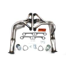 """Doug's Headers D109-R Doug's Headers D109-R 1 5/8"""" 4-Tube Full Length Header AMC Rambler V8 66-69 Raw"""