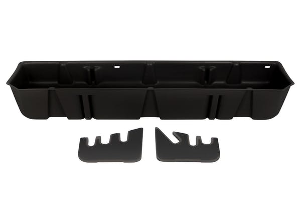 DU-HA 20110 DU-HA Underseat Storage / Gun Case Black