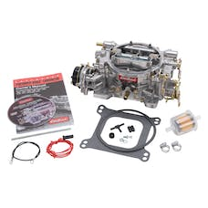 Edelbrock 1406 CARB PERF 600 CFM ELECTRIC SATIN