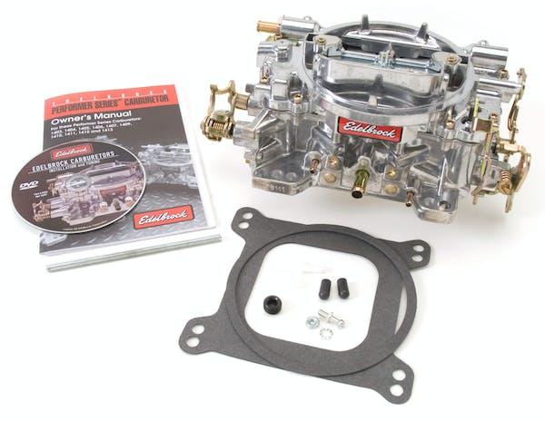 Edelbrock 1407 CARB PERF 750 CFM MANUAL SATIN