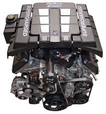 Edelbrock 1530 E-Force Street Legal Supercharger Kit