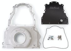 Edelbrock 4255 Aluminum Timing Cover
