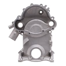 Edelbrock 4265 Aluminum Timing Cover