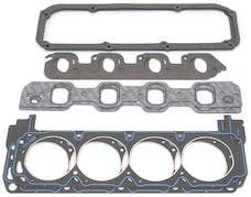 Edelbrock 7377 GASKET KIT TOP END FORD 302/351W E-BOSS/CLEVOR FOR USE W/PERF RPM CYL HEADS