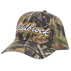 Edelbrock 9162 Cap, Camo/Gold