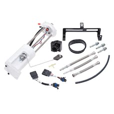 Edelbrock 15773 SC SUPPLEMENTAL FUEL PUMP KIT 02-07 GM 1500 TRUCK RETURN TYPE FUEL SYSTEM