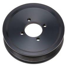"""Edelbrock 15826 PULLEY SC E-FORCE COMPETITION 4.125"""""""