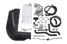 Edelbrock 15905 SC ACCESSORY KIT LS3 2010-11 GRAND SPORT CORVETTE