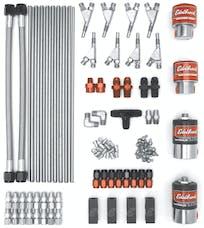 Edelbrock 71853 Nitrous Custom Plumb Kit