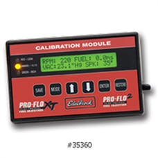 Edelbrock 35360 CALIBRATION MODULE ALL PRO FLO PRODUCTS