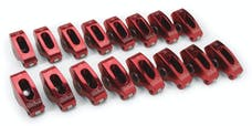 "Edelbrock 77770 Rocker Arms Roller SBC 3/8"" 1.5:1 Ratio Set of 16"