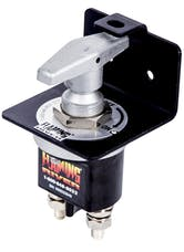 Flaming River FR1044 Battery Disconnect: Big Switch with Lock-Out XL Studs