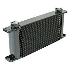 Flex-A-Lite 500017 ENGINE OIL COOLER, 11in X 5-3/4in X 1-1/2in, 17 ROW, 7/8-14 UNF FG