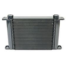Flex-A-Lite 500021 ENGINE OIL COOLER, 11in X 7-1/2in X 1-1/2in, 21 ROW, 7/8-14 UNF FG
