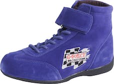 G-FORCE Racing Gear 0235030BU GF235 MIDTOP SHOE SFI 3.3/5 3 BLUE