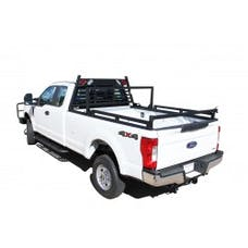 Go Industries 23625B Truck Rack Frame with Bed Caps