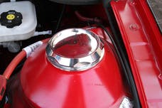 Granatelli Motorsports 500051-P Billet Shock Tower Caps - Polished, 2010 Camaro