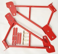 Granatelli Motorsports 500073 Sub-Frame Connector Kit, Center Butterfly Section, 2010 Camaro