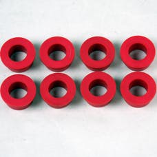 Granatelli Motorsports GM-TA-KIT-S 1979-04 Tubular A-arm Bushing Rebuild Kit - Set of 8 - Does not include steel in Set of 8 - Does not include steel inserts