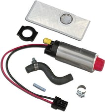 Granatelli Motorsports GM722-340 3rd and 4th Gen F-Body Fuel Pump, 340 Liter Per Hour -  In-Tank Pump